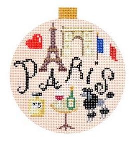 Travel Round - Paris
