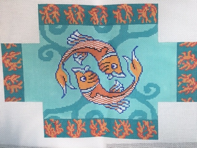 Koi Fish Brick