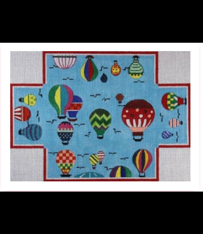 Hot Air Balloons Brick Cover