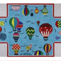 Hot Air Balloons Brick Cover