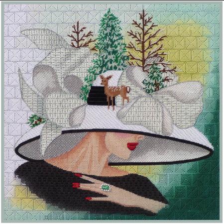 Winter Wonderland - Unstitched