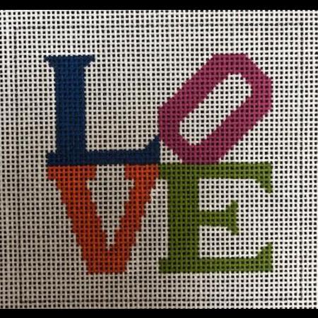 PE Insert for Square Jew Box- Love