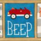 Zoom/Beep/Honk Cars
