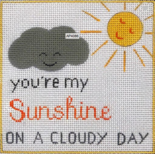 Sunshine on a Cloudy Day