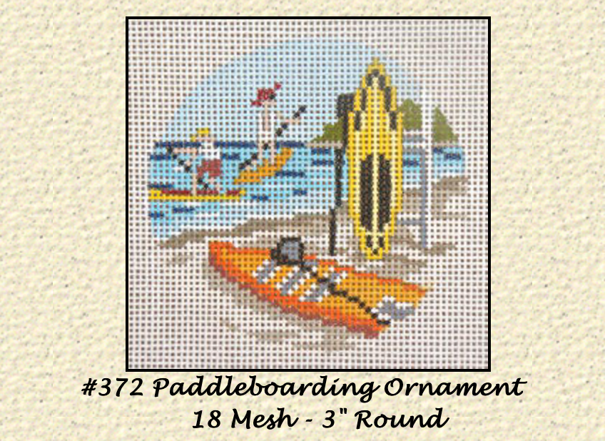 """Paddle Board 3"""" Round"""