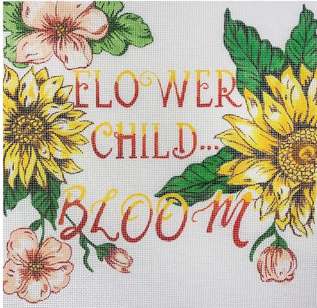 Flower Child in Bloom