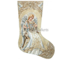 Ivory Angel Stocking