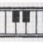 Music Book Mark