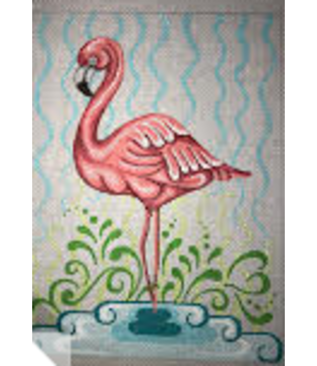 Flamingo by Heidi