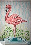 Flamingo by Heidi