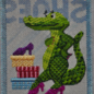 Imelda Alligator - Not Stitched