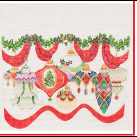 Ornament Stocking Topper