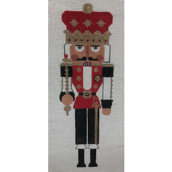The Red King Nutcracker with SG by Susan Portra