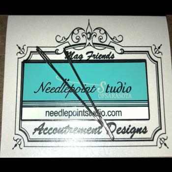 Needlepoint Studio Needle Minder
