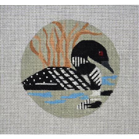 """Loon 4"""" Round"""
