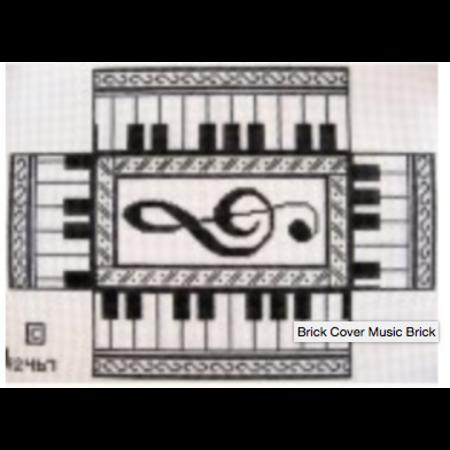 Brick Cover Music Brick