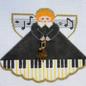 Angel:  Piano Lesson