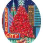 NYC Rockefeller Ornament