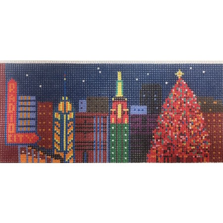 New York City Eyeglass Case