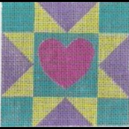 Quilt Heart Kit