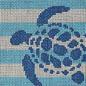 Turtle Stencil Insert