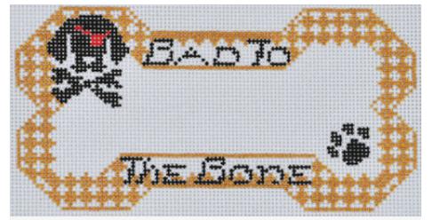 Bad to the Bone Dog Bone