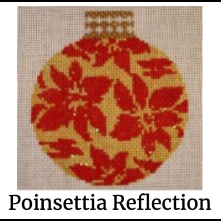 Poinsettia Relfection