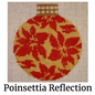 Poinsettia Relfection