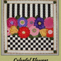 Colorful Flowers w/ Stitch Guide