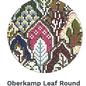 Obercamp Leaf Round Insert
