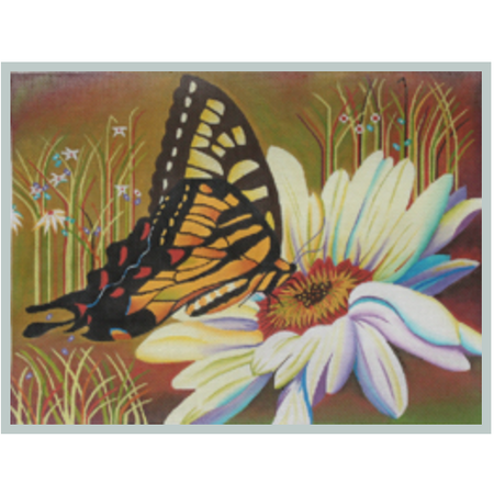 Butterfly/Sunflower