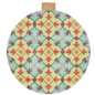 Florentine Bauble Mint/Red