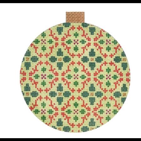 Florentine Bauble Red/Green