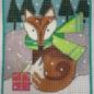 Fox Ornament