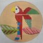 Macaw w/ Stitch Guide
