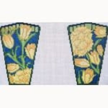 Wm's Wild Tulips Scissor Case