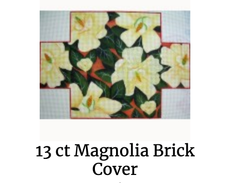 Brick Cover-Magnolia