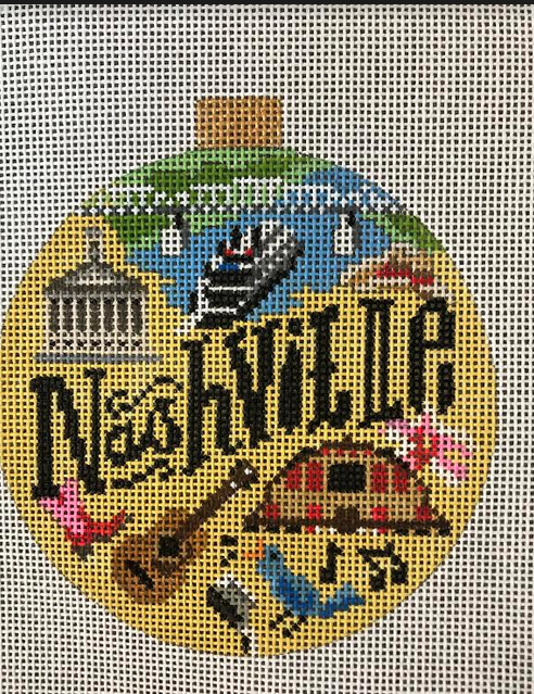 Nashville Ornament