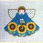 Sunflowers Angel