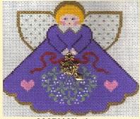 Mistletoe Angel