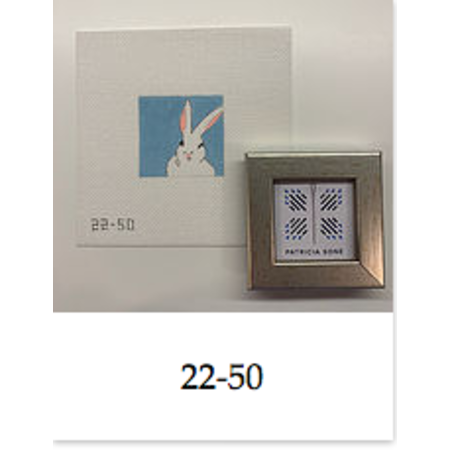 2 x 2  Gift Package Bunny