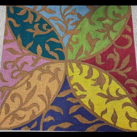 Leafy Arabesque