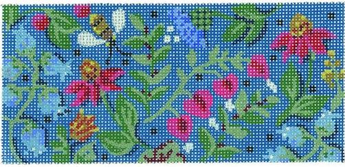 Folk Art Flowers Insert