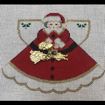 So Many Santas (Ms Claus)