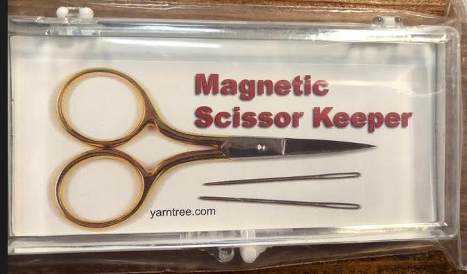 Magnetic Scissor Keeper