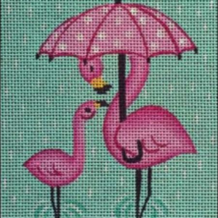 Imbrella Flamingo