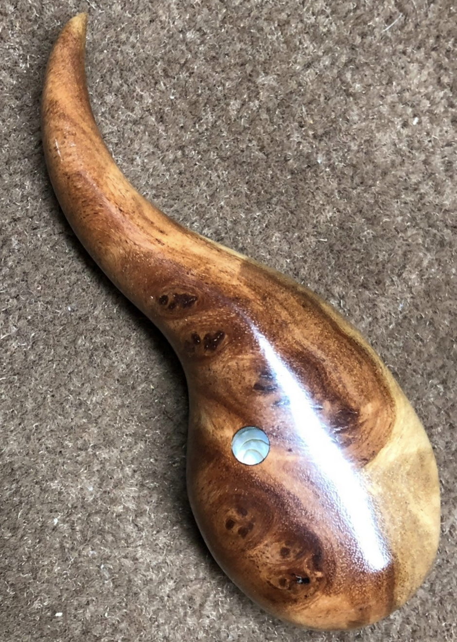 Aficot - Brown Mallee Burl