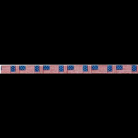 Amerian Flag Repeated
