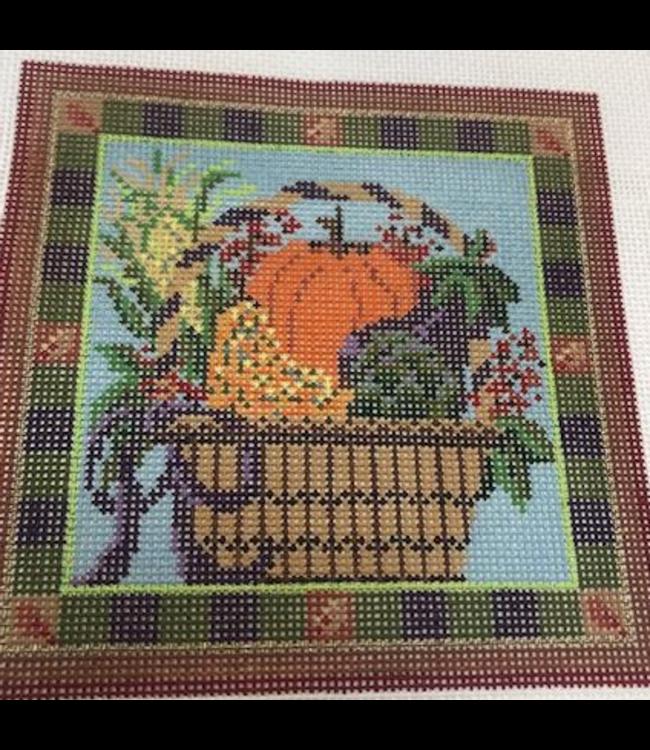 Autumn Harvest Basket