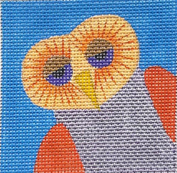 Peach Owl